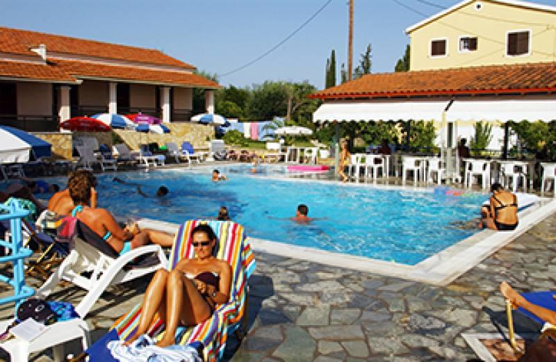 Appartementen Spyridoula - Gouvia - Corfu